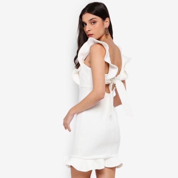 Bardot Dresses & Skirts - Ashley Frill Cocktail Dress- 8